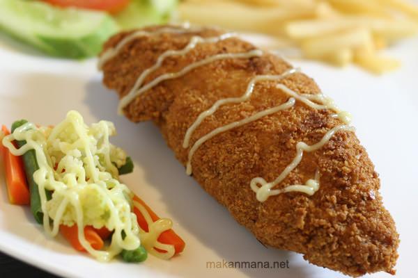 Chicken Rolling Stone