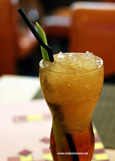 frozen iced tea