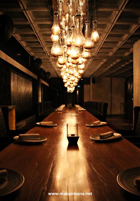 interior prime steak house JW Marriot