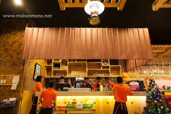 Interior Ranch 57 Medan Fair