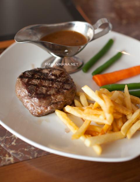 Australian Tenderloin Steak - IDR 89