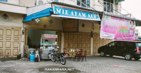 lokasi rumah makan mie ayam acu