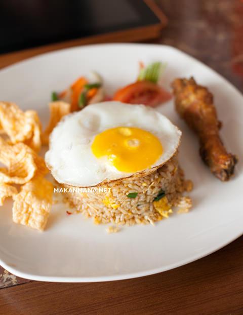 Nasi Goreng Kampung - IDR 26