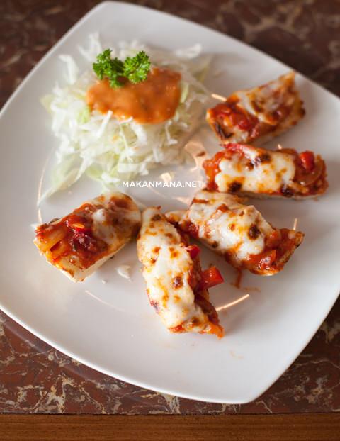 Pizza Finger - IDR 18