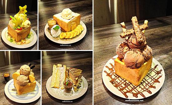 061 bistro toast menu feature