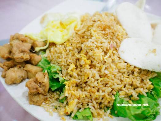 Nasi goreng ala Thai special