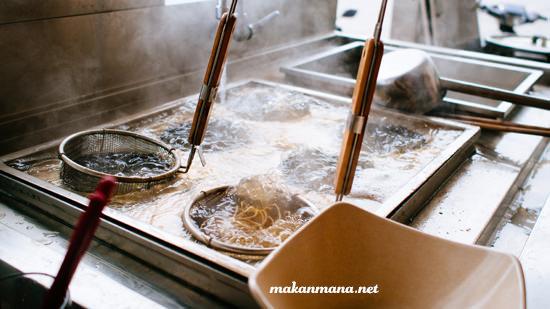 cara masak mie