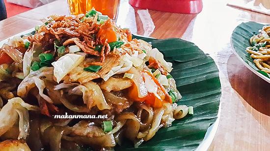 Kwetiaw goreng Ling Ce san