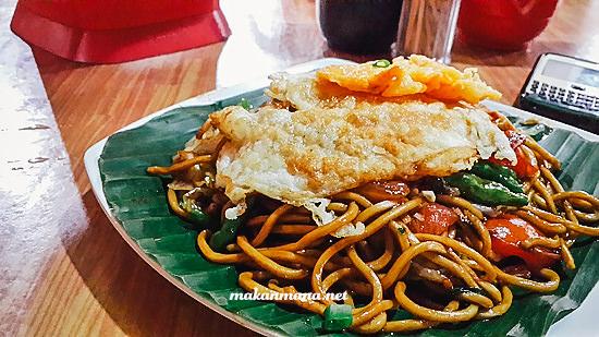 Mie Jawa Ling Ce San
