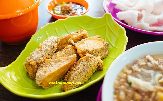 tahu balik mie sop coco Mie Sop Coco, Jalan Kalimantan
