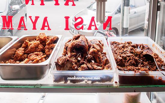 ayam goreng apin sumatera