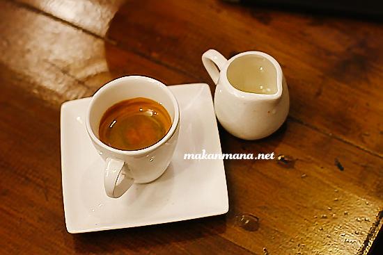 Espresso sowe