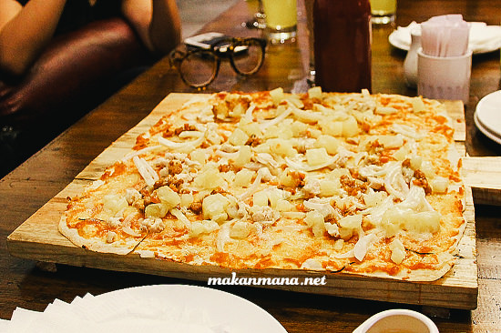 Pizza sowe