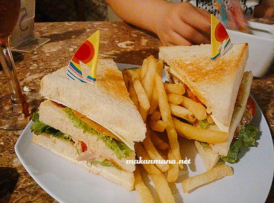 Dmap Special Sandwich