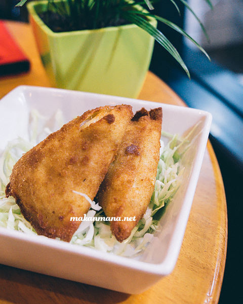 Manna House Cheese Risoles