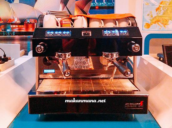 mesin kopi medan