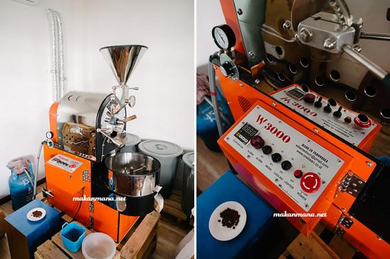 roasting machine comp
