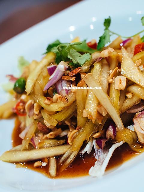 mango salad thai