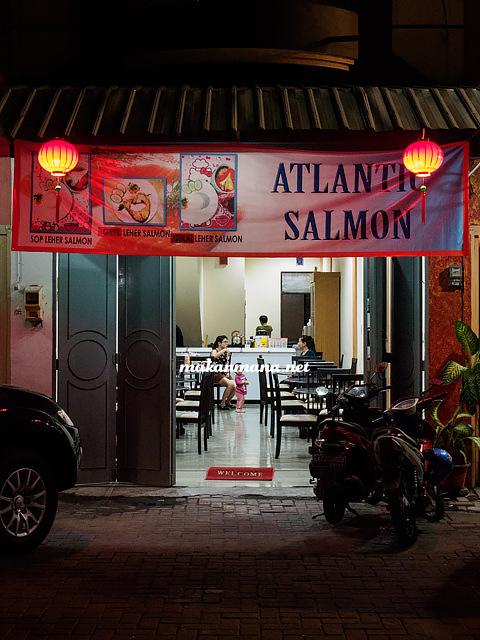 rumah makan atlantic salmon medan Rumah Makan Atlantic Salmon