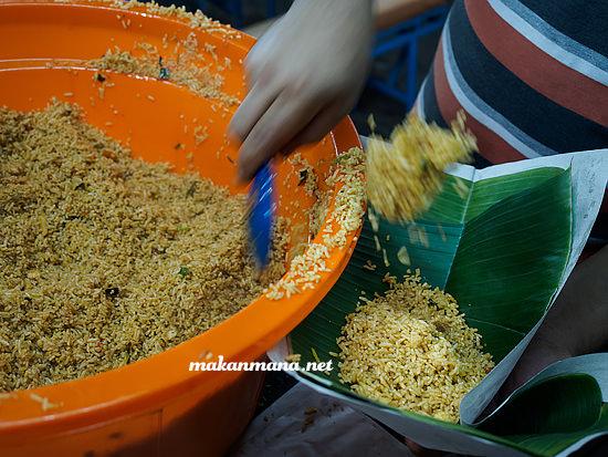 nasi goreng istana medan