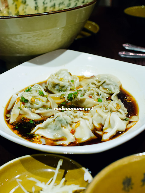 paradise dynasty dumpling chilies Paradise Dynasty, Centre Point Mall