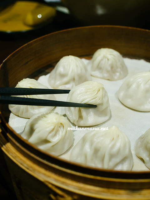 paradise dynasty xiao long bao Paradise Dynasty, Centre Point Mall