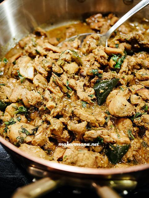 Indian Food: Chicken Tikka
