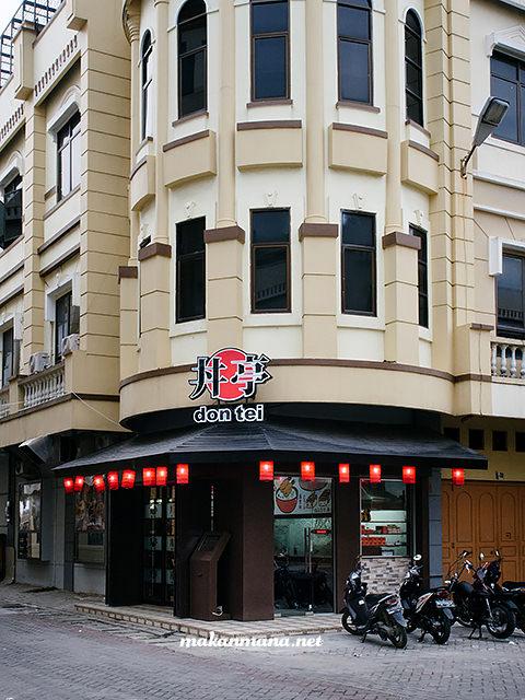 Dontei Japanese Resto Medan