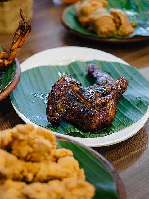 ayam panggang