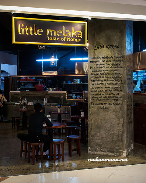 little melaka centre point medan