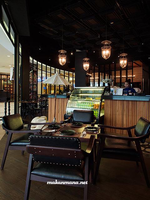 thai restaurant in medan