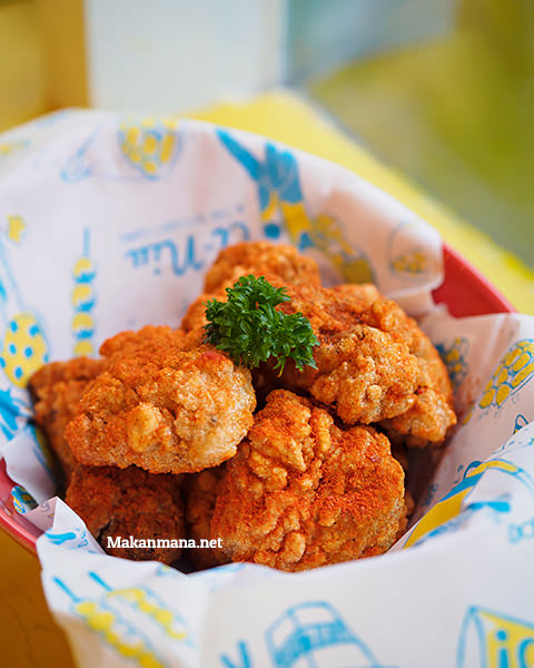 Chicken pop a chic (28rb)