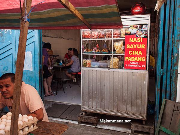 nasi sayur pasar beruang