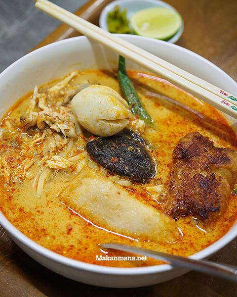 Curry Laksa (35rb)