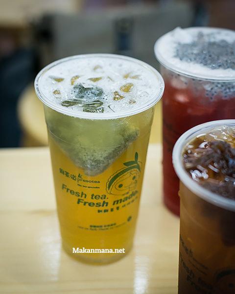 A-Li-Shan Tea