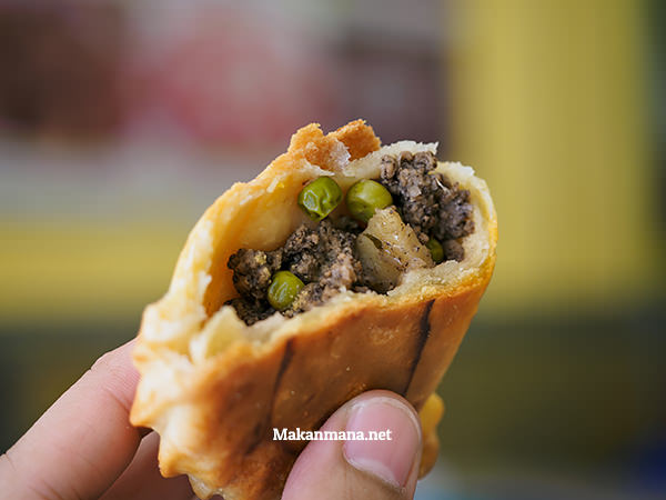 Beef empanadas (10rb)