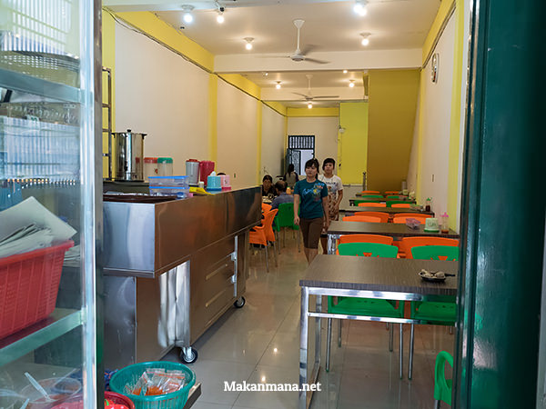 lye kitchen meranti