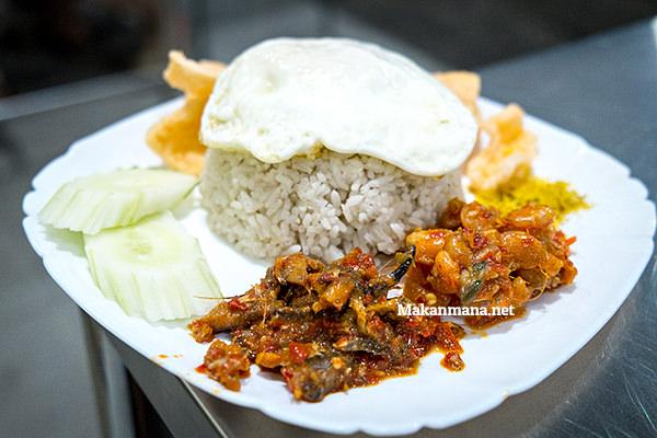 Nasi Prang Combo