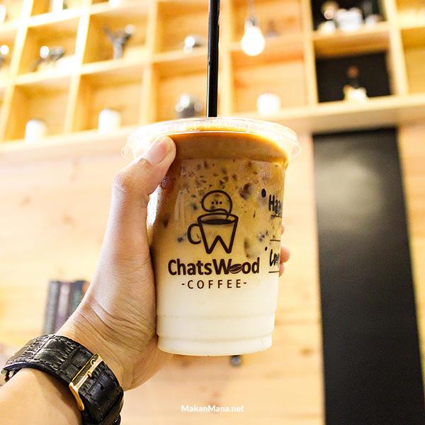 Chatswood Hazelnut Latte
