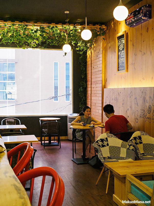 chatswood interior lantai 2