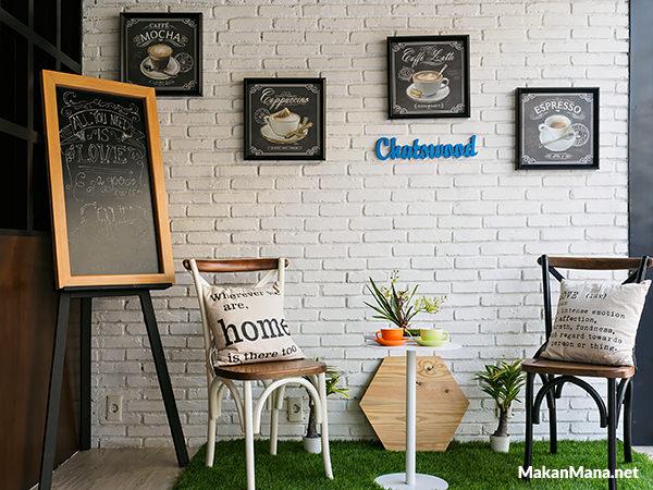 Interior chatswood coffee