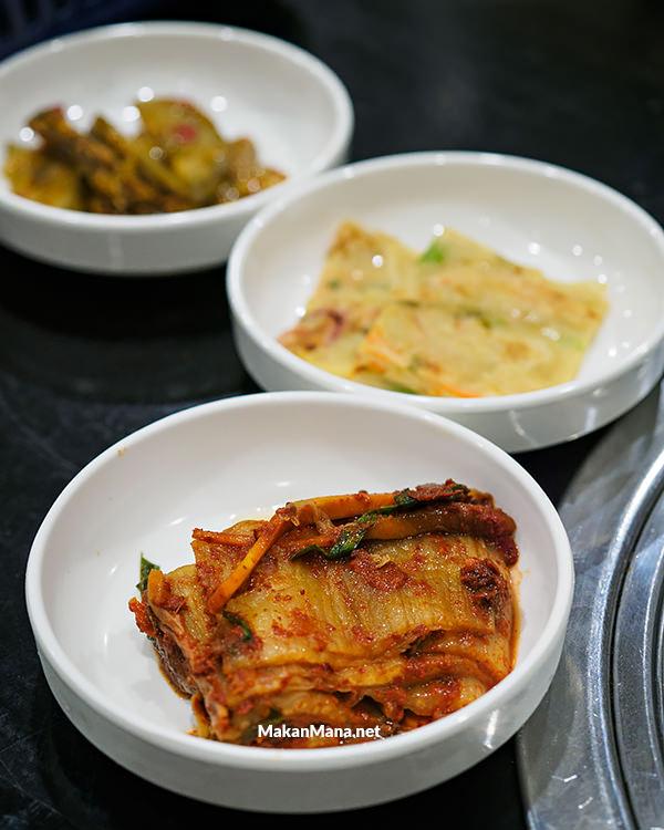 Banchan (Side Dish)