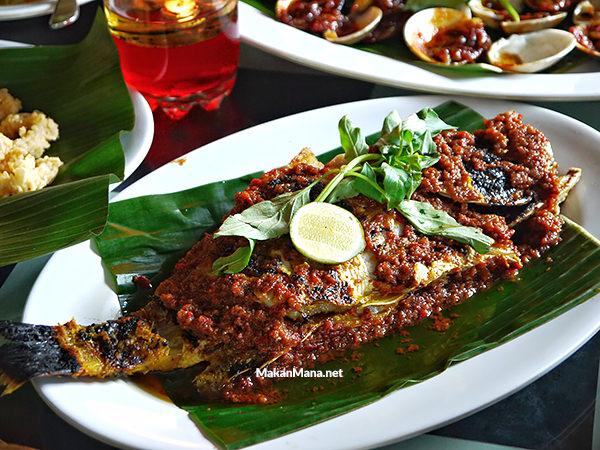 Ikan ala jimbaran