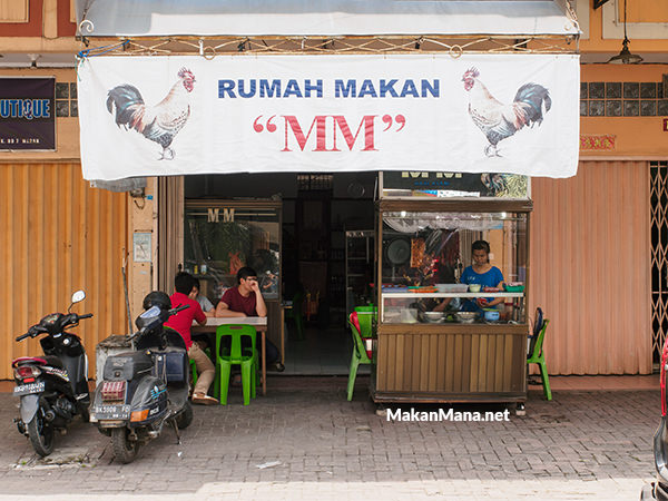 lokasi rumah makan MM