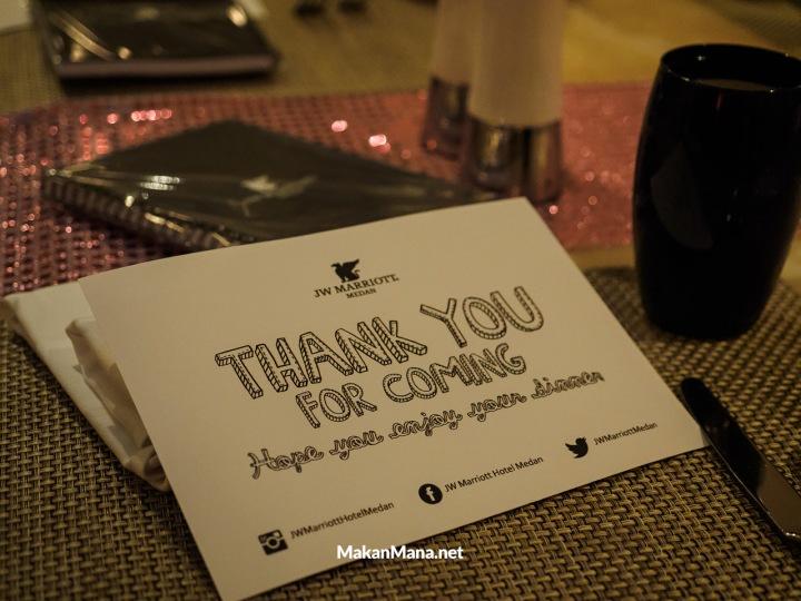 jw marriott greeting card