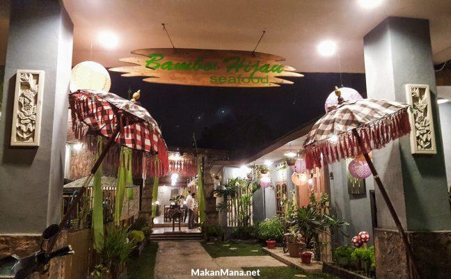 Bamboe Hijau Seafood Medan
