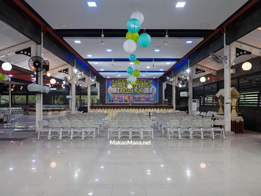 wong solo ballroom medan