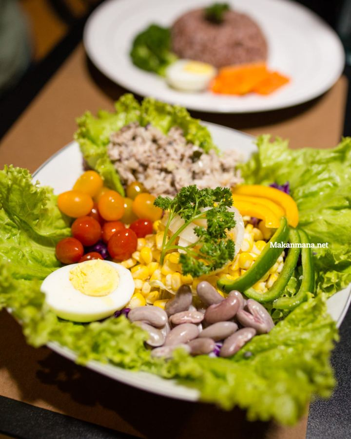 Tuna Salad (30rb)