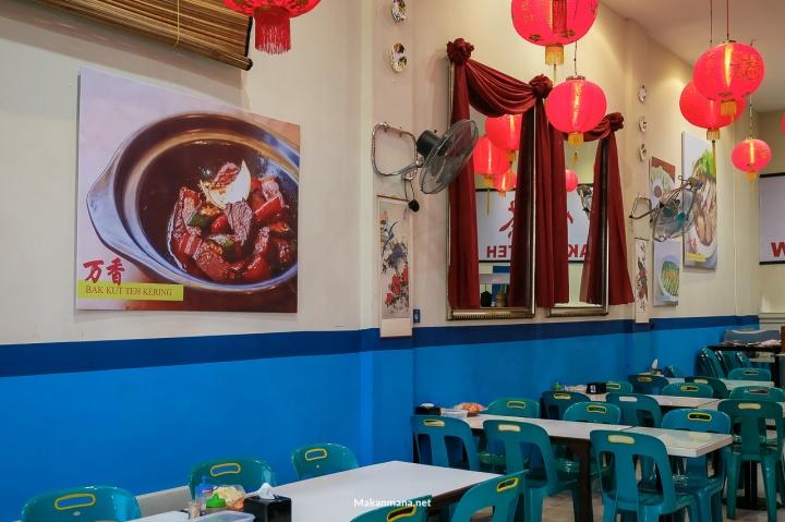 Wan Xiang BKT Cemara Asri