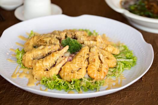 Udang Mayonnaise Hee Lai Ton